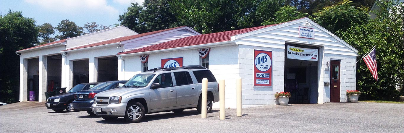 Jones Auto Care in Finksburg, MD